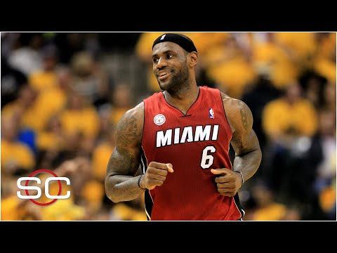 LeBron James' top 10 moments with the Miami Heat | SportsCenter