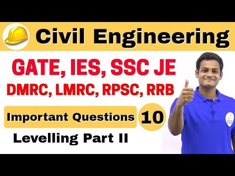9:00 AM | Civil by Nikhil Sir | Day #10 | Levelling Part II