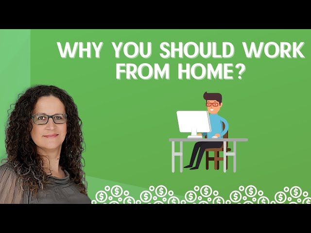 5 Reasons Why You Should WORK FROM HOME? (Work Remotely)