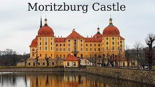 Schloss Moritzburg Überblick / Moritzburg castle overview/ Замок Морицбург обзор
