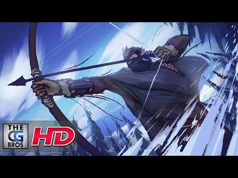 "CGI 2D/3D Animated Short: ""Encounter"" - by Howard Wimshurst"