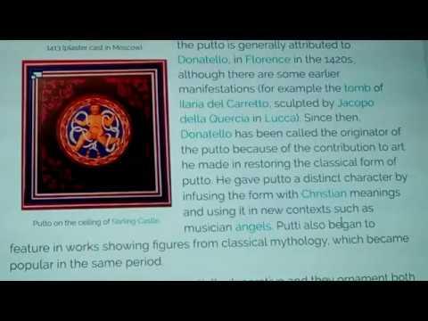 Cherubim Baby Angels Fertility Symbols Or Zodiacal Warding