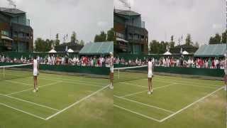 Jelena Jankovic (SRB) / Virginie Razzano vs Stephanie Foretz Gacon and Kristina Mladenovic