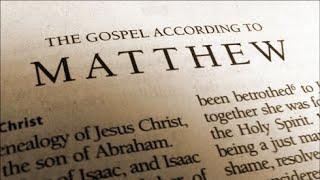 Part 1: Matthew 16:21-23