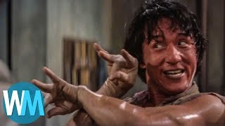 Top 10 Amazing Jackie Chan Fights