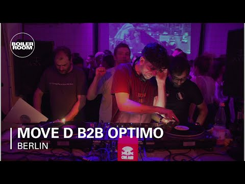 Move D B2B Optimo at RBMA x Boiler Room Berlin