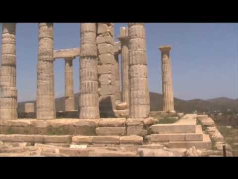The Temple of Poseidon, Sounion