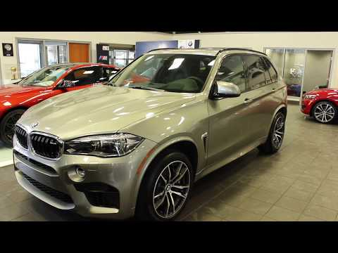 2018 BMW X5M Full In-Depth Review