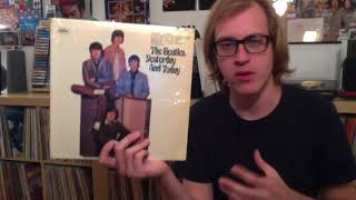 Album Review 131:  The Beatles - Yesterday and Today