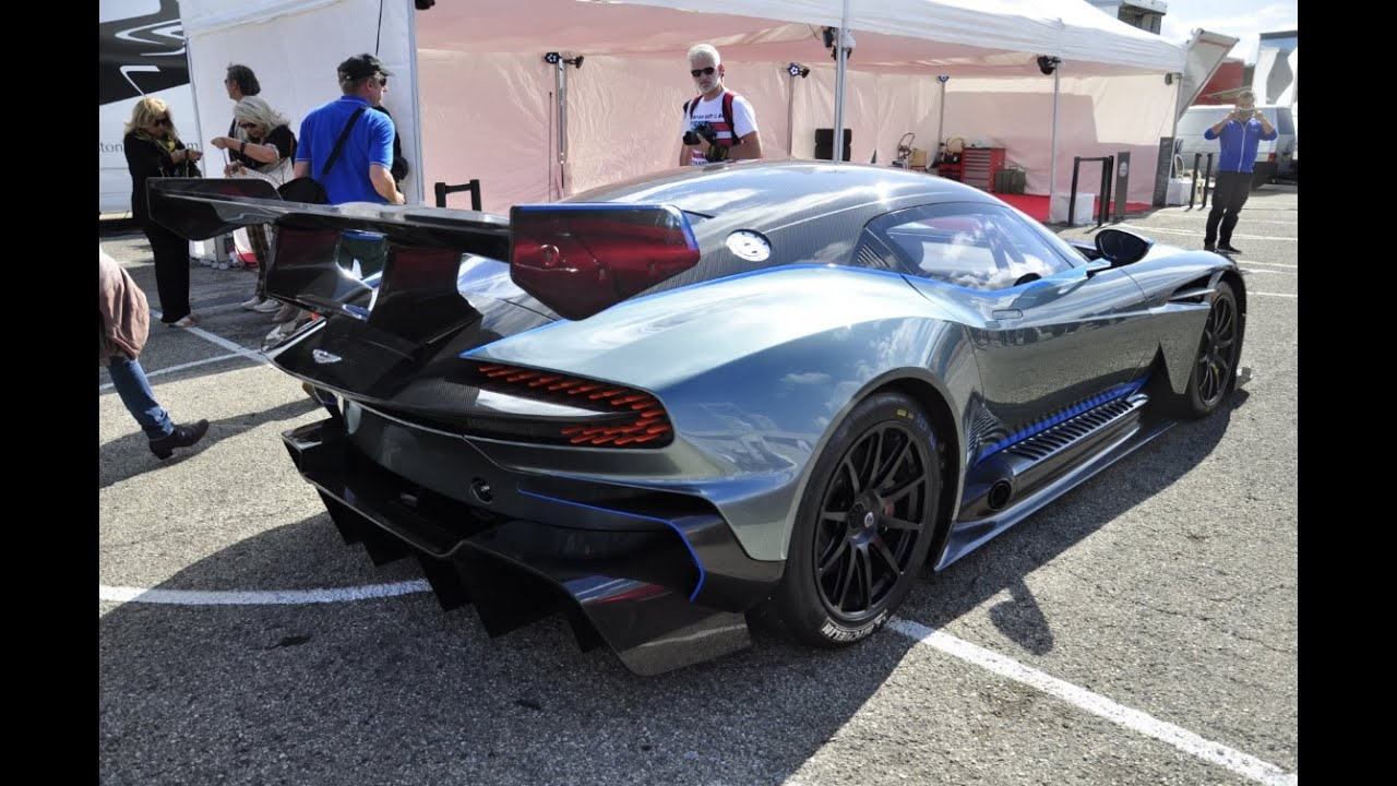 2 3m Aston Martin Vulcan Insane V12 Engine Sound Youtube