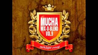 Mucha - Mix-O-Blend Vol. 9 - PROMOMIX - 2008