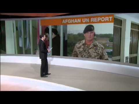 UN: Evidence of torture in Afghan prisons