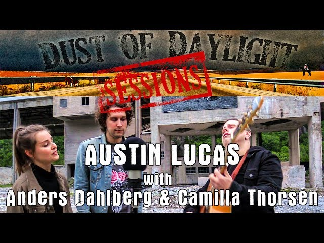 Austin Lucas with Anders Dahlberg & Camilla Thorsen - Alone in Memphis (DoD Sessions)