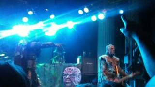 Lordi - Would you love a monsterman (Bibelot Dordrecht 26-11-2010)