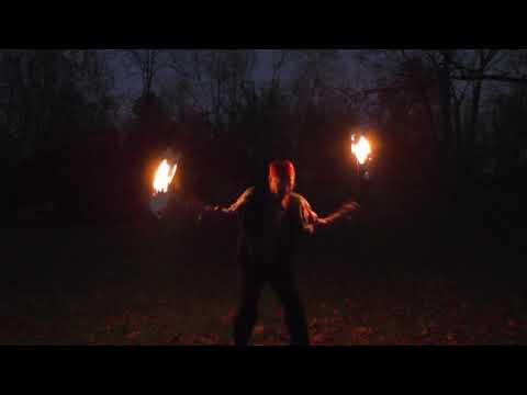 Larry Davis' Rockin' Fire Poi