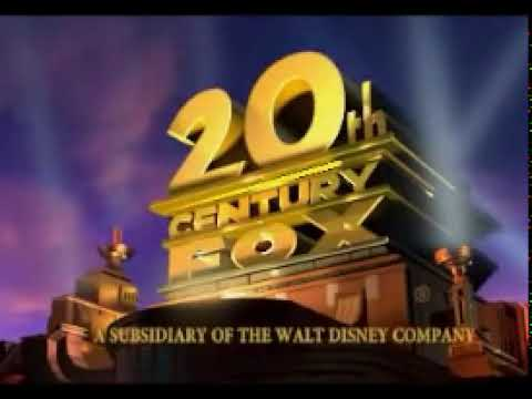20th Century Fox Logo 2018 Now With A Disney Byline 1 Youtube