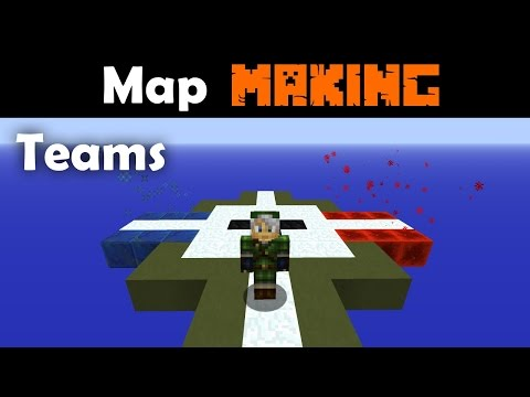 Advanced Map Making Tutorials Part 4 - Team Selection