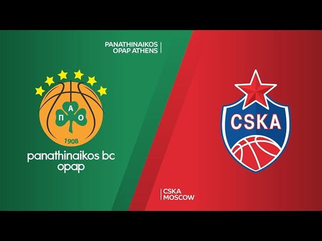 Panathinaikos OPAP Athens - CSKA Moscow Highlights | Turkish Airlines EuroLeague, RS Round 28