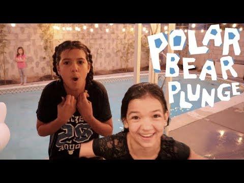 2018 POLAR PLUNGE | ft. The Ohana Adventure