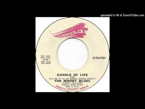 The Moody Blues - Candle of Life mp3