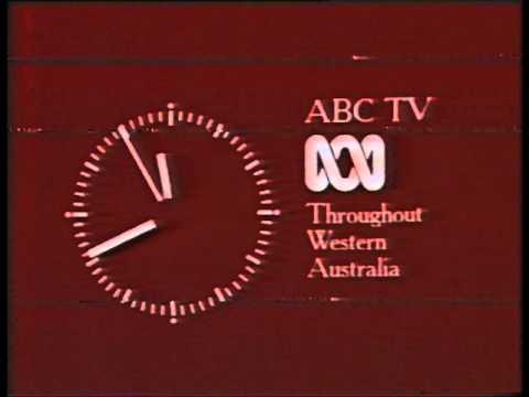 ABC close of transmission 1985