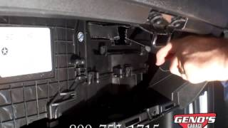 09 18 Dodge Ram 1500 2500 3500 Cabin Air Filter Kit