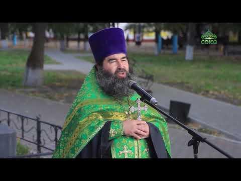 В городе Сельцо Брянской области открыли памятник князей Петра и Февронии Муромских