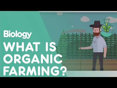 What is organic farming?   Biology for All   FuseSchool