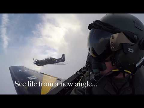Cambridge University Air Squadron Recruitment Video 2017