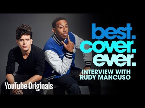 Best.Cover.Ever. - Backstage with Ludacris and Rudy Mancuso