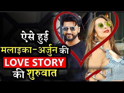 This Is How Malaika Arora- Arjun Kapoor's Love Story Begins!