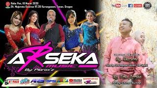 Download Mp3 Live Streaming Cursari ARSEKA MUSIC ARS AUDIO HVS SRAGEN 1 LIVE GASIRAN KRGASEM MALAM