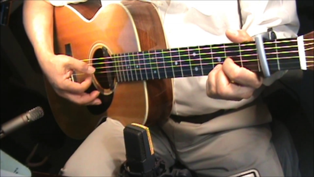 Just When I Needed You Most Randy Vanwarmer Fingerstyle Chords Cover