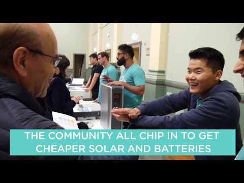 Sydney Community Solar Program Event Video