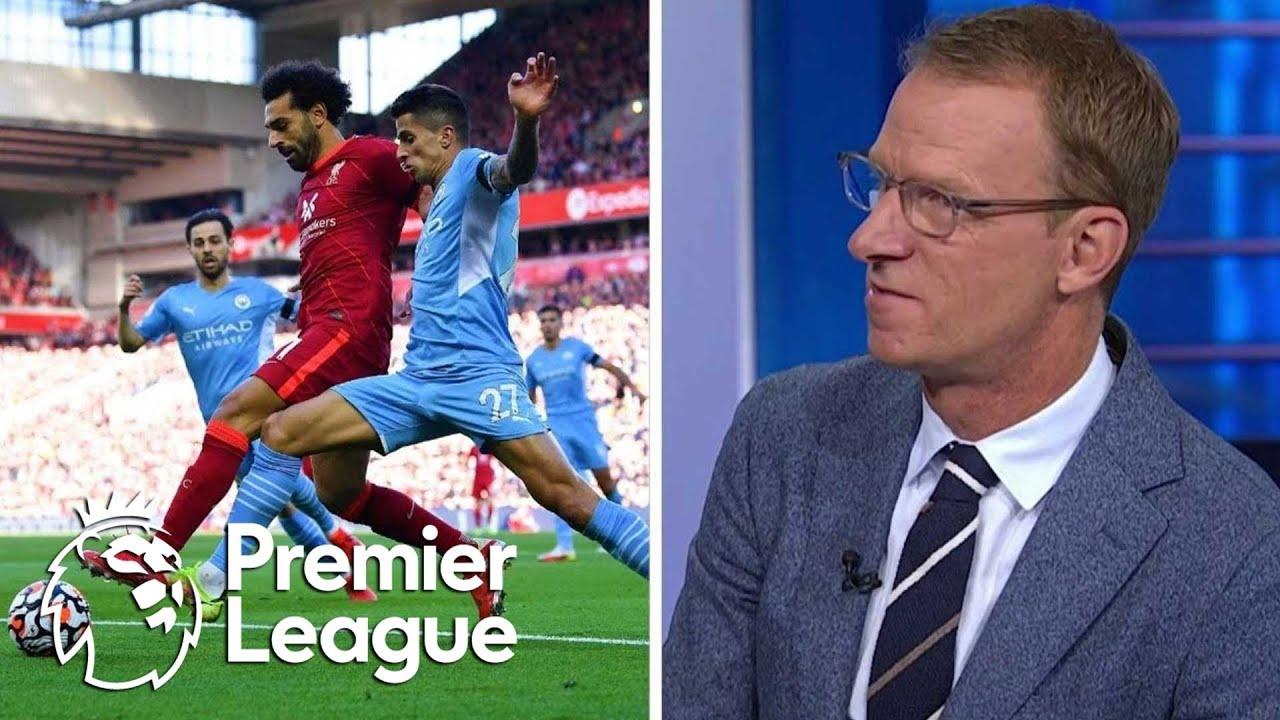 Reactions to Liverpool, Manchester City's crazy draw | Premier League | NBC Sports