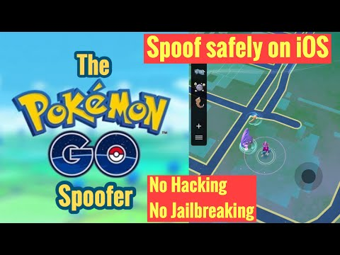 IOS Pokemon Go Spoofing - Spoof Pokemon Go On IOS In 2019 W/ ISpoofer