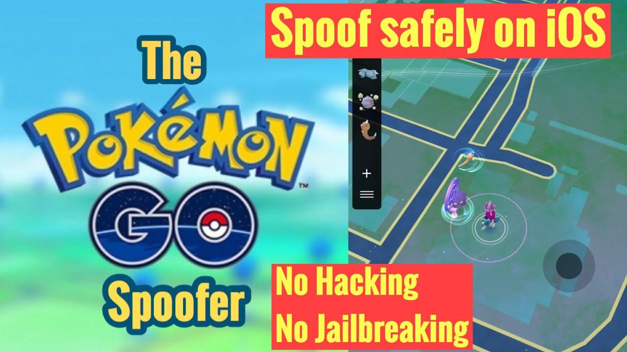 Ios Pokemon Go Spoofing Spoof Pokemon Go On Ios In 2019 W Ispoofer Youtube