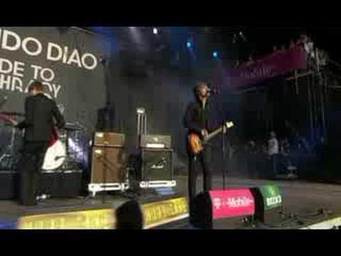 Mando Diao - 05 All my Senses (Hurricane Festival 06)