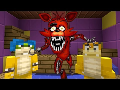 Fnaf Sister Location In Minecraft Five Nights At Fred