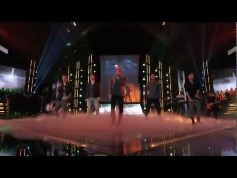 Chasing The Sun - The Wanted (Live Ath The Voice 2012)