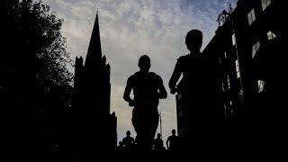What happens to your body when you run a marathon? | RTÉ Brainstorm