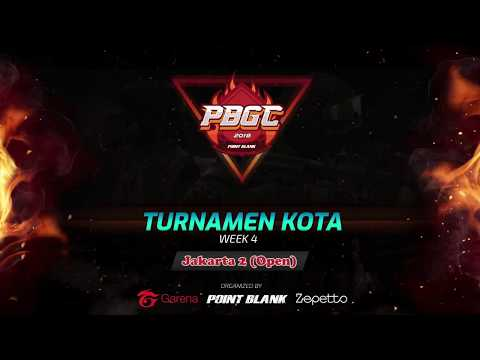 Final Match PBGC 2018 Week 4 : Jakarta Open 2