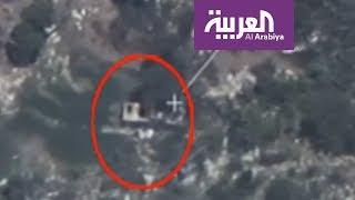 التحالف العربي يعرض تسجيلات مصورة لاستهداف الحوثيين في حدود السعودية