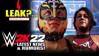 WWE 2K22 News & Rumors: Release Date LEAKED?! More Fake Reveals, SummerSlam & Clarification