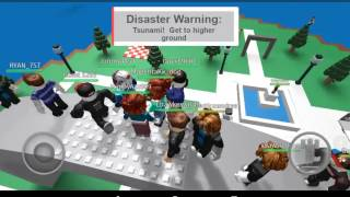 [ROBLOX] Natural Disasters Survival: Is This Supposed to be Chicago or Something?