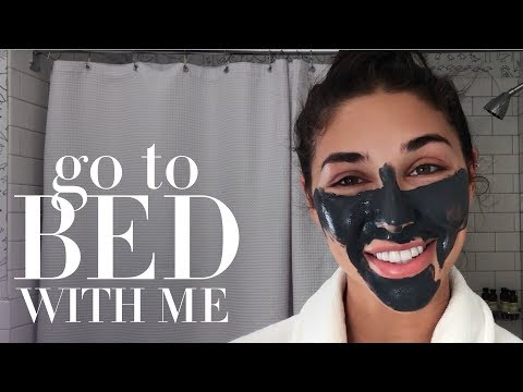 Model Chantel Jeffries' Nighttime Routine | Harper's BAZAAR