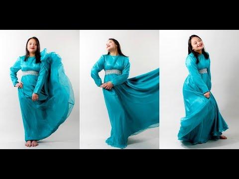 Ontmoet Shumeez Scott - n jong model met Down-sindroom