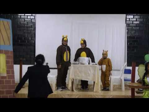goldilocks and the 3 bears - teatro Good People