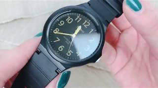 CASIO卡西歐金色數字手錶EC1 選購去→http://bit.ly/2MWI8qk.