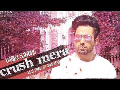 Crush Mera  Hardy Sandhu   New 2017 Urban Instrumental Beat  hardy sandhu type beat